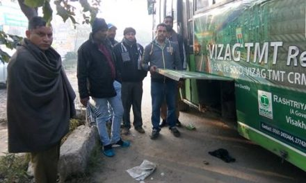 चोरों ने पंजाब रोडवेज की तीन बसों को बनाया निशाना , बैटरियां  चोरी