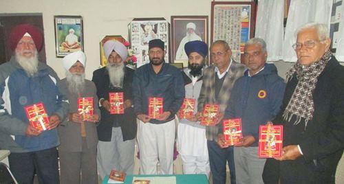 भाई लालो सोसाइटी की मासिक बैठक मास्टर विसाखा सिंह के नेतृत्व में आयोजित