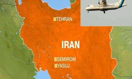 रूस के बाद ईरान में बड़ा विमान हादसा: पहाड़ी इलाके में हुआ क्रैश, 66 की मौत