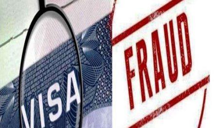 कनाडा में गलत कोर्स में दाखिला करवा 9.88 लाख की धोखाधड़ी