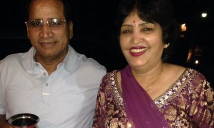 सुरिंदर बबला  और पूनम शर्मा  को  शादी की  36  वी  वर्षगांठ पर  शुभकामनाएं