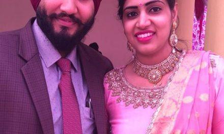 डॉ. लवप्रीत सिंह पावला और डॉ. गुरप्रीत कौर पावला को शादी की चौथी सालगिरह पर हार्दिक शुभकामनाएं