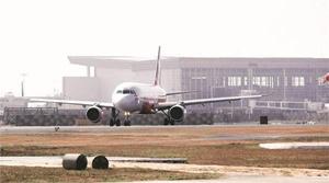 15 दिनों से बंद चंडीगढ़ एयरपोर्ट से उड़ानें शुरू