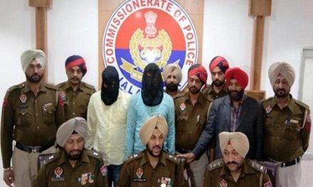 लहसुन की बोरियों के नीचे छुपा कर रखा 10 क्विंटल चूरा पोस्त बरामद, 2 गिरफ्तार
