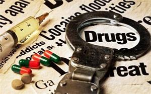 1 किलो चरस सहित तस्कर गिरफ्तार