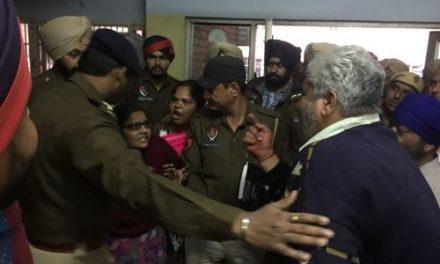 होशियारपुर में दिन दिहाड़े माँ बेटे की हत्या , आरोपी फरार
