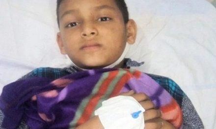 हिमाचल बस हादसा: अंकल! हमारी स्कूल बस यहां से गिर गई , 10 वर्षी य रणवीर सिंह ने दी मौत को मात