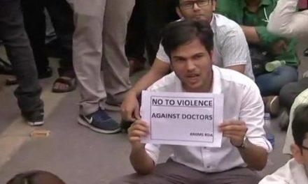 हड़ताल पर गए एम्स के डॉक्टर, इलाज के लिए मरीज हो रहे परेशान