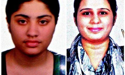 खालसा कालेज की दो छात्राएं युनिर्वसिटी की मैरिट लिस्ट में ।