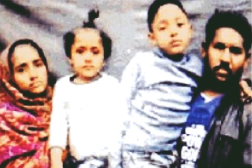 3 साल पहले भी पाकिस्तान जत्थे में गायब हुआ था यह परिवार