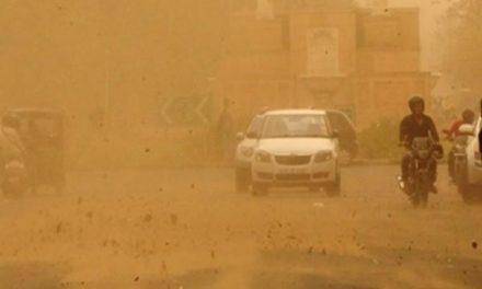 '18-19 मई को फिर से तूफान का खतरा, 70km की रफ्तार से चलेंगी हवाएं'