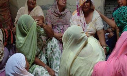 छुट्टियां काटकर श्रीनगर पहुंचे फौजी की गोली लगने से मौत