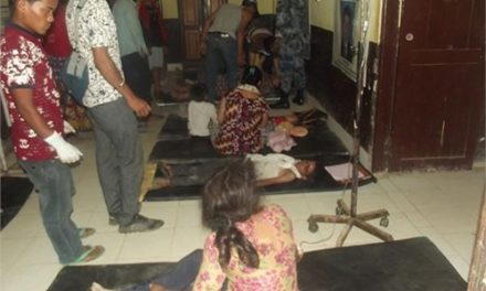 नेपाल में यात्रियों से भरी बस खाई में गिरी, 5  की मौत व 25 घायल