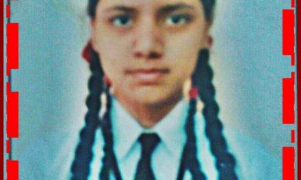 नवनीत ने चमकाया स्कूल और माता-पिता का नाम