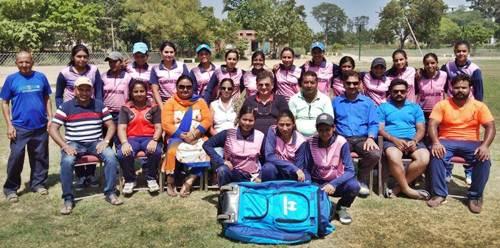 जालंधर ने सीनियर वुमैन लीग मैच में लुधियाना को 103 रन से हराया