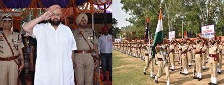पुलिस और सरकारी मुलाजिमों के डोप टैस्ट संबंधी फ़ैसले के हक में डटे मुख्यमंत्री