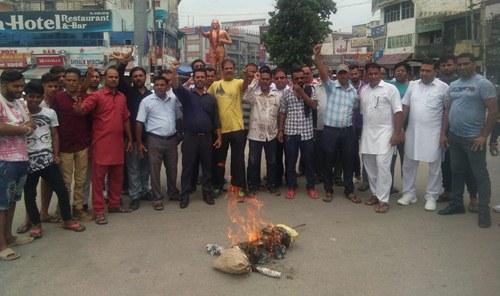 पंजाब में नशा राजनीतिक शय पर बिक रहा : बेगमपुरा टाईगर फोर्स