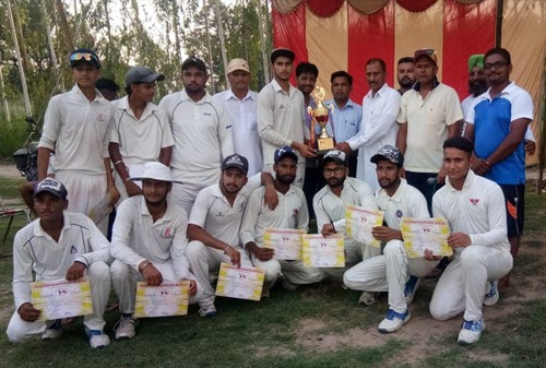 एचडीसीए ने जीता स्वामी सर्वानंद क्रिकेट टूर्नामैंट