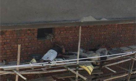 लुधियानाःहाई वोल्टेज तारों की चपेट में आने से 3 मजदूरों की मौत