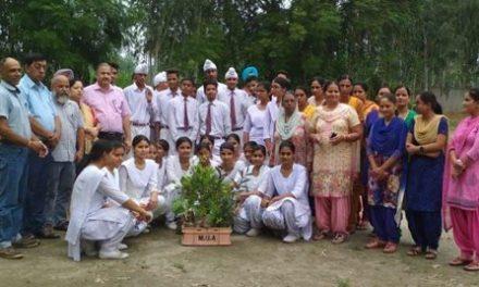जल एवं पर्यावरण संरक्षण को बनाएं दिनचर्या का हिस्सा: डा. राजिंदर शर्मा