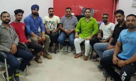 शहीद भगत सिंह चौक से महाराणा प्रताप चौक तक निकाली जाएगी तिरंगा यात्रा: लक्की ठाकुर