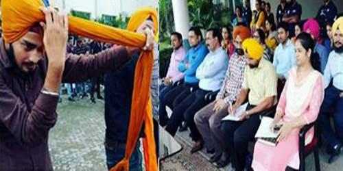 रयात बाहरा में खिताब-ए-दस्तार समारोह का आयोजन