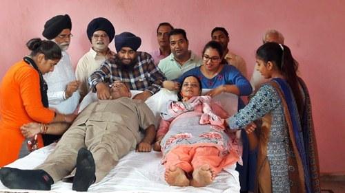 देश के सामाजिक लोगों को रक्तदान कर जनता में जाग्रति पैदा करनी होगी: खन्ना