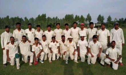 होशियारपुर की सी.एंड बी. की टीम ने फैंड्स क्रिकेट क्लब जालंधर को हराया