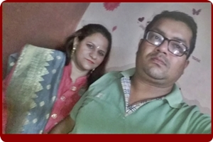 करवाचौथ स्पेशल – दसुहा से राजीव और शिखा दुग्गल सेल्फी में