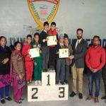 सेंट सोल्जर स्कूल गढ़दीवाला  में वार्षिक एथलेटिक्स मीट आयोजित