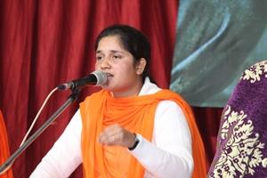 मानव का जीवन एक संघर्ष का क्षेत्र है- शिप्रा भारती
