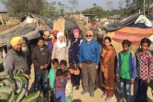 वरिंदर परिहार फिनलैंड सिख सोसायटी के सहयोग से जरुरतमंद परिवारों को पांच घर बनवाकर देंगे