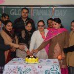 सेंट सोल्जर में मनाया गया ग्लोबल फैमिली दिवस