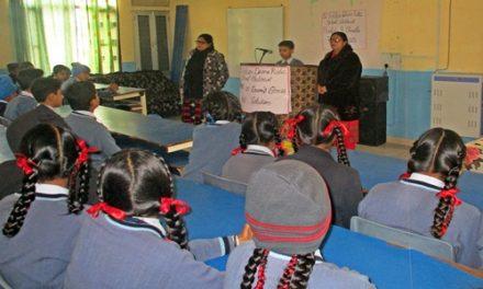 सेंट सोल्जर स्कूल चब्बेवाल में तनाव मुक्त परीक्षा तैयारी के बताए टिप्स