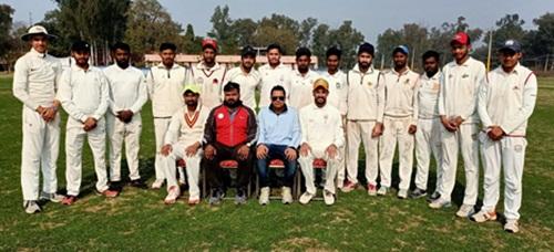 सीनियर क्रिकेट कटोच ट्रॉफी में होशियारपुर ने कपूरथला को हराया