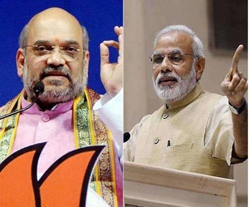 मध्य प्रदेश में राजनीतिक उथल-पुथल पर पीएम मोदी और शाह ने की चर्चा: