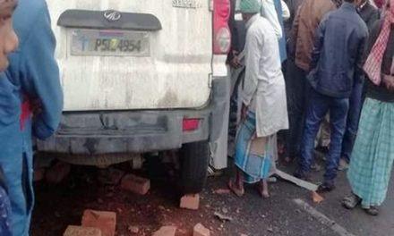 मुजफ्फरपुर में भीषण हादसा: ट्रैक्टर और स्कॉर्पियो की टक्कर में 11 लोगों की मौत, 4 की हालत गंभीर