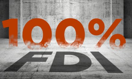 केंद्र सरकार ने डिफेंस सेक्टर में 100 फीसदी विदेशी निवेश को मंजूरी दे दी।