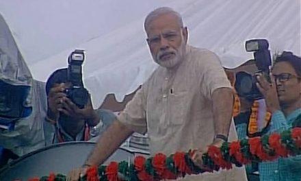 PM मोदी ने सौनी योजना का शुभारंभ किया, दूर होगा सौराष्ट्र का जल संकट