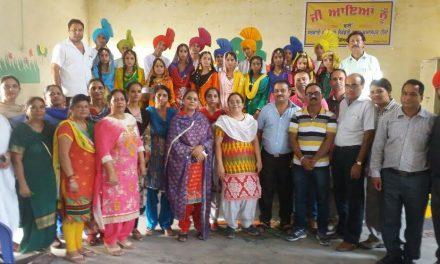 पंजाबी सूबे की 50वीं वर्षगांठ के तहत करवाए जा रहे है मुकावले