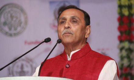 गुजरात के नए मुख्यमंत्री होंगे विजय रूपाणी