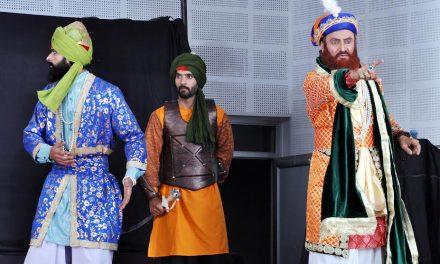 सिख गौरवमयी इतिहास को दर्शाते संगीतमयी नाटक 'परख दी घड़ी' का सफल मंचन