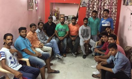 1980 के दंगो को चुनावों में राजनीतिक मुद्दा बनाकर न करें गन्दी राजनीति-आशुतोष शर्मा