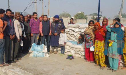 प्रदेश की भाजपा अकाली गठबंधन सरकार हमेशा रही है गरीब हितैषी : डा. घई