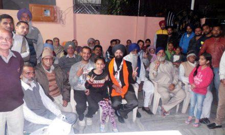 केजरीवाल के मुकेरियां दौरे से कार्यकर्ताओं में होगा नई ऊर्जा का संचार : सचदेवा