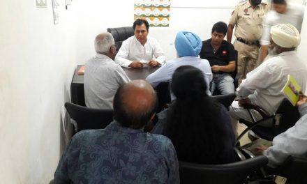 डॉ राज ने सुनी जनता की मुश्किलें