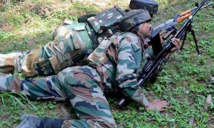 अरनिया में PAK ने फिर तोड़ा सीजफायर, एक BSF जवान जख्मी