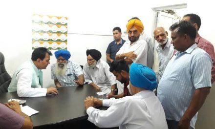 गांव की समस्त समस्याएं हल करवाई जाएंगी: डा. राज