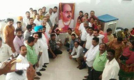 जिला भाजपा ने डा. श्यामा प्रसाद मुखर्जी के जन्म दिन पर श्रद्धासुमन किए अर्पित