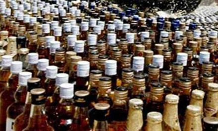 होशियारपुर पुलिस ने 50 पेटी अवैध शराब समेत एक को धरा